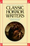 Classic Horror Writers, Harold Bloom, See Editorial Dept, 0791022269