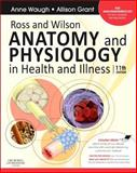 Anatomy and Physiology in Health and Illness, Waugh, Anne and Grant, Allison, 0702032271