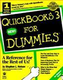 Quickbooks 3 for Dummies, Nelson, Steven L., 1568842279