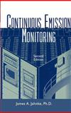 Continuous Emission Monitoring, Jahnke, James A., 0471292273