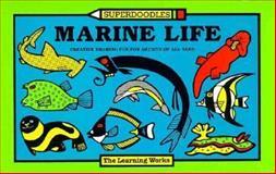 Superdoodles Marine Life, Grades 2-6 9780881602272