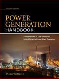 Power Generation Handbook 2/E 9780071772273