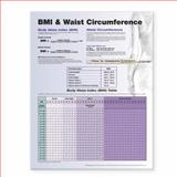 BMI and Waist Circumference, Anatomical Chart Company Staff, 0781772273