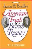 James and Bradley, T. L. S. Sprigge, 0812692276