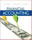 Financial Accounting Plus NEW MyAccountingLab with Pearson EText, Harrison, Walter T. and Horngren, Charles T., 0133052273