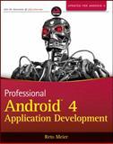 Professional Android 4 Application Development, Reto Meier, 1118102274