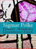 Windows for the Zurich Grossmunster, Gottfried Boehm, 3907582276