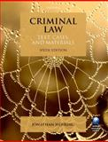 Criminal Law : Text, Cases, and Materials, Herring, Jonathan, 0198702272