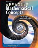 Advanced Mathematical Concepts : Precalculus with Applications, McGraw-Hill, 0078682274