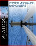 Vector Mechanics for Engineers : Statics, Beer, Ferdinand and Johnston, E. Russell, 0077402286
