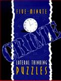 Five-Minute Crime Lateral Thinking Puzzles, Lagoon Bks Staff, 1899712283