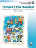 Famous and Fun Familiar Favorites, Carol Matz, 0739032283