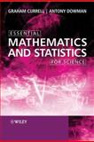Mathematics and Statistics for Science, Currell, Graham and Dowman, Antony, 0470022280