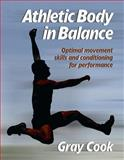 Athletic Body in Balance, Gray Cook, 0736042288