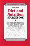Diet and Nutrition Sourcebook, , 0780802284