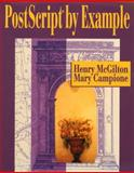 PostScript by Example, McGilton, Henry and Compione, Mary, 0201632284