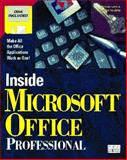 Inside Microsoft Office Professional, Groh, Michael, 1562052284