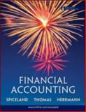 Financial Accounting w/Buckle Annual Report, Spiceland, J. David and Thomas, Wayne M., 0077282280