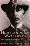 Homelands and Waterways, Adele Logan Alexander, 0679442286