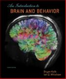 An Introduction to Brain and Behavior, Kolb, Bryan and Whishaw, Ian Q., 1429242280