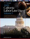 2009 California Labor Law Digest, Hawthorne, Jessica, 1579972284