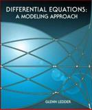 Differential Equations : A Modeling Approach, Ledder, Glenn, 0072422297