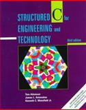 Structured C for Engineering and Technology, Adamson, Thomas A. and Antonakos, James L., 013625229X