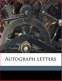 Autograph Letters, Robert Louis Stevenson and Inc Anderson Galleries, 1145822290