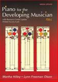 Piano for the Developing Musician, Update, Hilley, Martha and Olson, Lynn Freeman, 0495792292