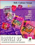 Microsoft Office Pro for Windows 95 : Introduction, Shelly, Gary B. and Cashman, Thomas J., 0789512297