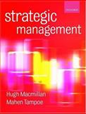 Strategic Management : Process, Content, and Implementation, MacMillan, Hugh and Tampoe, Mahen, 0198782292