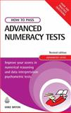 How to Pass Advanced Numeracy Tests, Mike Bryon, 0749452293