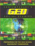 Contemporary's GED Social Studies, Contemporary, 0809222299