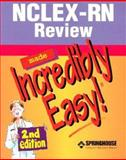 NCLEX-RN Review, Springhouse, 1582552290