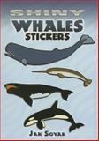 Shiny Whales Stickers, Jan Sovak, 0486462293