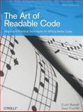The Art of Readable Code, Boswell, Dustin and Foucher, Trevor, 0596802293