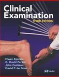 Clinical Examination, Epstein, Owen and Cookson, John, 0723432295