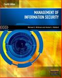 Management of Information Security, Michael E. Whitman and Herbert J. Mattord, 1285062299
