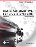 Basic Automotive Service and Systems, Owen, Clifton and Hadfield, Christopher, 1285442296