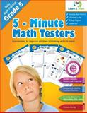 5 Minute Math Testers - Grade 5, Learn 2. Think Pte. Ltd., 1490372296