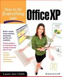 How to Do Everything with Office XP 9780072132298