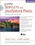 Core Servlets and JavaServer Pages Vol. 1 : Core Technologies, Hall, Marty and Brown, Larry, 0130092290