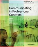 Communicating in Professional Contexts 9780534632298