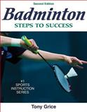 Badminton, Tony Grice, 0736072292
