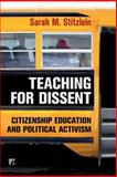 Teaching for Dissent, Sarah M. Stitzlein, 1612052290