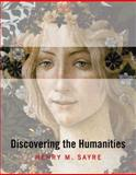 Discovering the Humanities, Sayre, Henry M., 0205672302