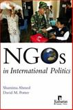 NGOs in International Politics, Ahmed, Shamima and Potter, David, 1565492307