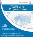 Microsoft Office Excel 2007 Programming, Denise Etheridge, 0470132302