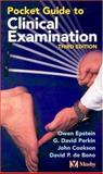 Pocket Guide to Clinical Examination, Epstein, Owen and Cookson, John, 0723432309