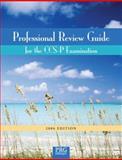Professional Review GDE for CCS-P Examination 9781932152302